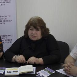 Людмила Николаева ОО ОБК «Родолюбец» (с. Парканы)
