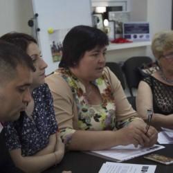 Марина Яськова, методист Национального методологического ресурсного центра по правам человека
